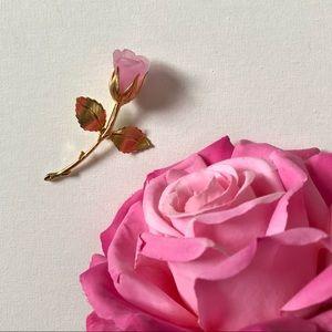 Jewelry - Vintage Rose Pin